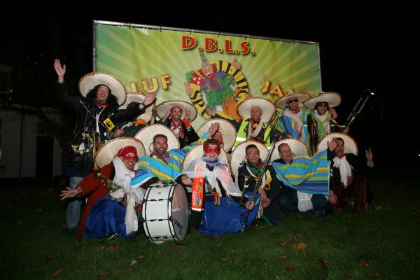 Jubileum Leutig Spul 11 jaar 11-11-2008